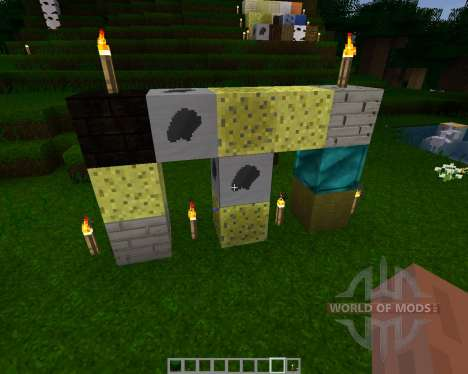 Tom_H_Tiger Texture Pack [32x][1.8.8] for Minecraft