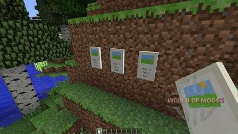 Calendar [1.6.2] for Minecraft