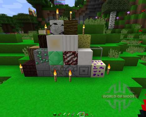 Shacked Pack 2.0 [16x][1.8.8] for Minecraft