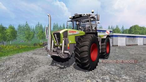 CLAAS Xerion 3800 Trac VC v2.0 for Farming Simulator 2015