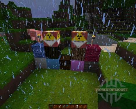 Jadercraft Resource Pack [64x][1.8.8] for Minecraft