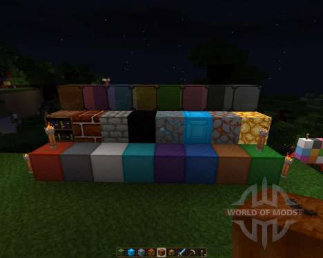 Travelers Charm Pack [32x][1.8.1] for Minecraft