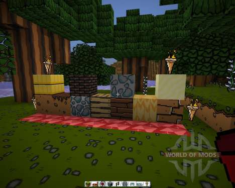 The Scribblenauts Pack [32x][1.8.8] for Minecraft