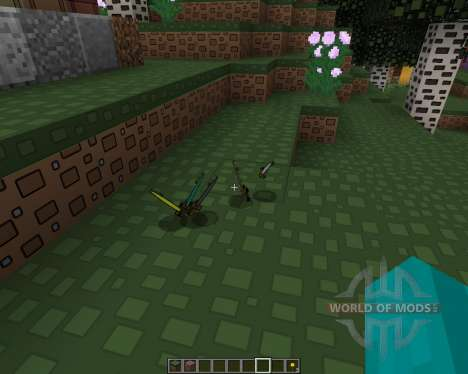 Rectangular Resource Pack [128x][1.8.8] for Minecraft