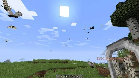 Butterfly Mania [1.8] for Minecraft