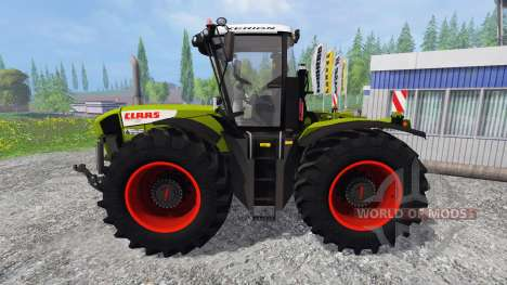 CLAAS Xerion 3300 TracVC [washable] v5.0 for Farming Simulator 2015