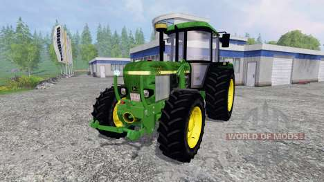 John Deere 3650 FL for Farming Simulator 2015