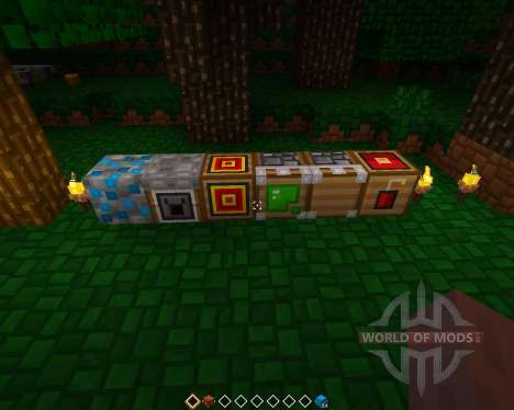 Decor Resource Pack [32x][1.8.8] for Minecraft