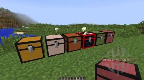 Tiny Storage [1.7.10] for Minecraft