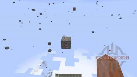 Inverse Ore Generator [1.8] for Minecraft
