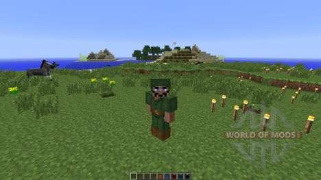 Zelda Sword Skills [1.6.4] for Minecraft