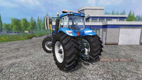 New Holland T8.320 [600HP] for Farming Simulator 2015