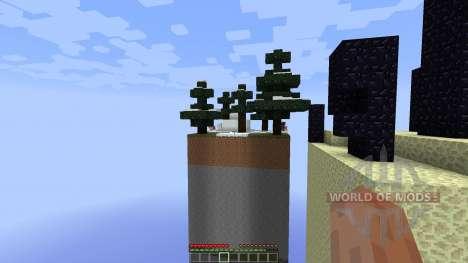 Sky worlds [1.8][1.8.8] for Minecraft