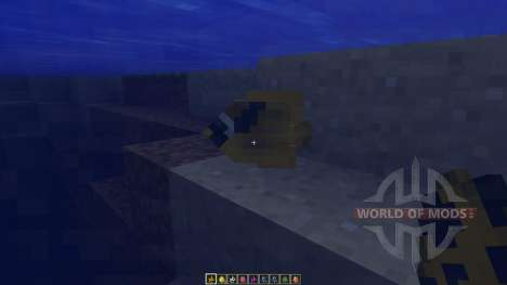 Aquatic Abyss [1.7.10] for Minecraft