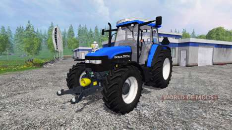 New Holland TM 150 for Farming Simulator 2015