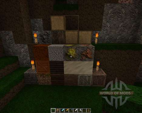 BufyCraft Realistic Resource Pack [128x][1.8.8] for Minecraft