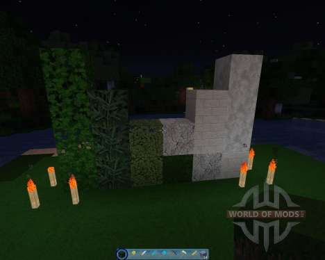 Massive Realistic Resource Pack [64x][1.8.8] for Minecraft