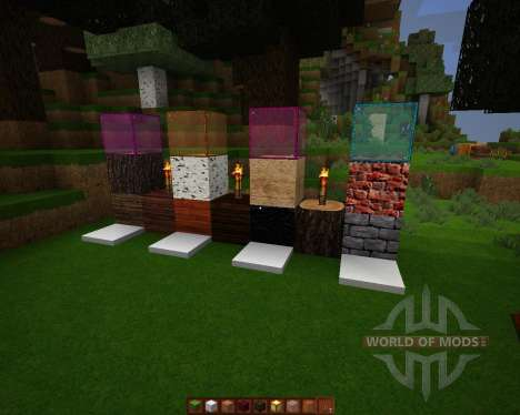 Hyperion HD TexturePack [64x][1.8.1] for Minecraft