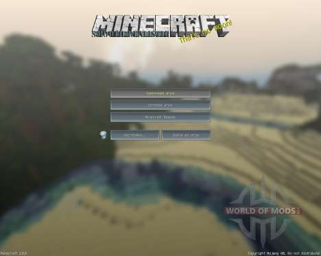 Smooth Realistic Pack [128x][1.8.8] for Minecraft