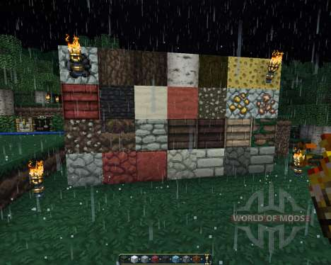 Dokucraft High: The Saga Continues [32x][1.8.1] for Minecraft