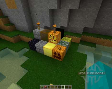 Minecraft 2nd Generation Pack [32x][1.8.8] for Minecraft