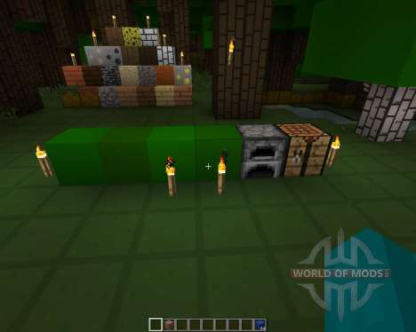 OnionCraft Resource Pack [16x][1.8.8] for Minecraft