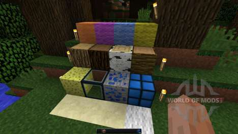Aeon Extension Patch Mars [32x] [1.8][1.8.8] for Minecraft