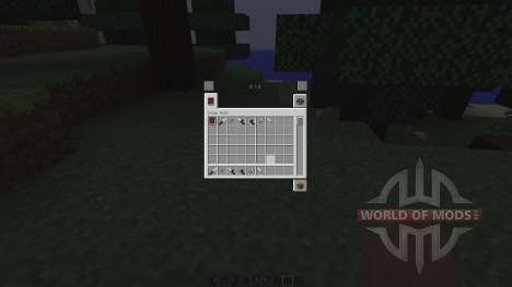 Call of Duty Knives [1.7.10] for Minecraft