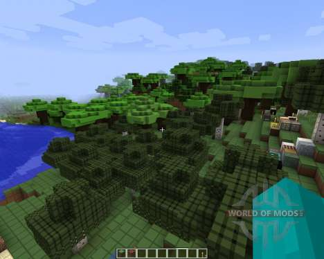 SmoothSta Emitting Light Resource Pack [16x][1.8 for Minecraft