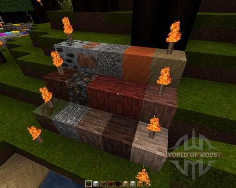 Malte Pack [128x][1.8.1] for Minecraft