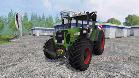 Fendt 414 Vario TMS v3.0 for Farming Simulator 2015