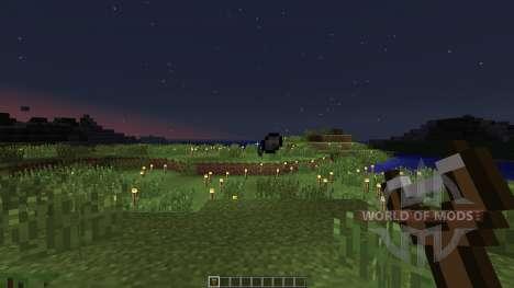Slingshot [1.5.2] for Minecraft