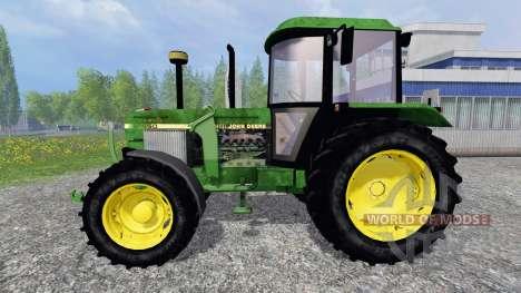 John Deere 3650 FL v2.0 for Farming Simulator 2015