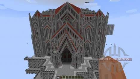 Castle of Red [1.8][1.8.8] for Minecraft