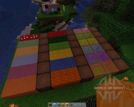Marvelouscraft [64x][1.8.1] for Minecraft