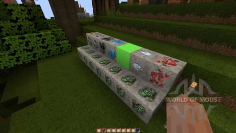 Personal package [64x] [1.6] - [1.7] for Minecraft