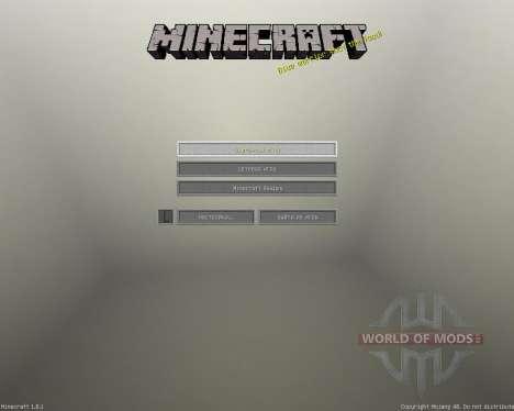 Realm of Idnaya - Big B [32x][1.8.1] for Minecraft