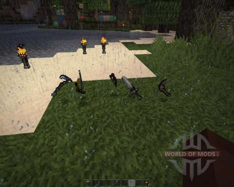 Compatible Conquest [32x][1.8.8] for Minecraft