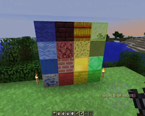 VectorPack [128x][1.8.8] for Minecraft