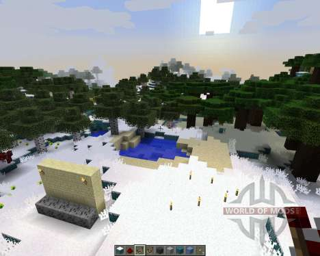 Craftmas [16x][1.8.1] for Minecraft