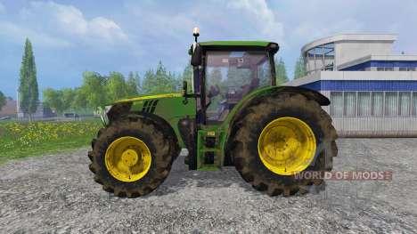 John Deere 6170R FL for Farming Simulator 2015