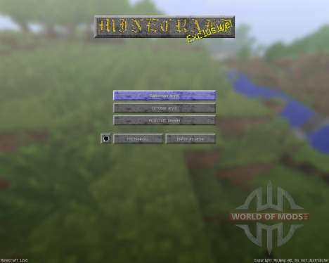 Celtic HD Photo Realism Pack [256x][1.8.8] for Minecraft