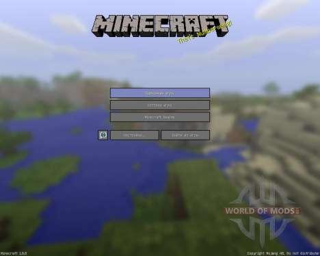 ReZuuksPack [16x][1.8.8] for Minecraft