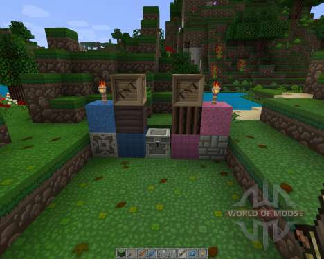 SilverMines [64x][1.8.8] for Minecraft