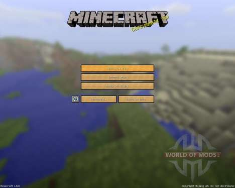 Throtic Craft Realistic Pack [64x][1.8.8] for Minecraft