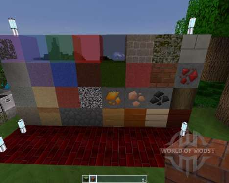 PyxelPack Resource Pack [512x][1.8.8] for Minecraft