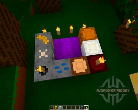 Two Ts pack [8x][1.8.8] for Minecraft