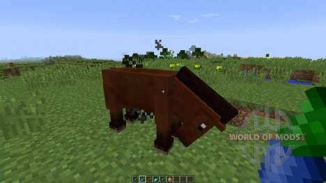 Horse Upgrades [1.8] for Minecraft