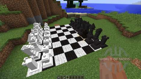 MineChess [1.8] for Minecraft
