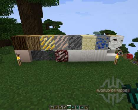 Like Texture [16x][1.8.8] for Minecraft